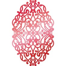 Couture Creations Hot Foil Stamp Christmas Background (CO725530)