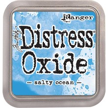 Ranger Distress Oxide Ink Pad Salty Ocean (TDO56171)