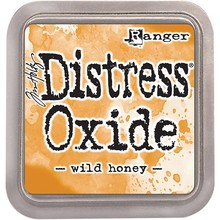 Ranger Distress Oxide Ink Pad Wild Honey (TDO56348)