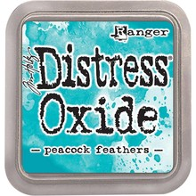 Ranger Distress Oxide Ink Pad Peacock Feathers (TDO56102)
