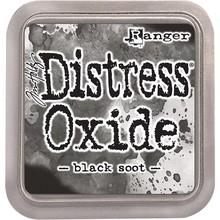 Ranger Distress Oxide Ink Pad Black Soot (TDO55815)