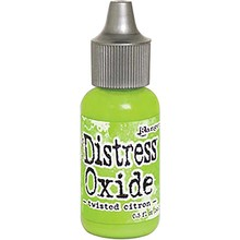 Ranger Distress Oxide Reinker Twisted Citron (TDR 57390)