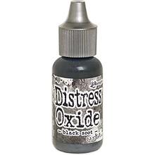 Ranger Distress Oxide Reinker Black Soot (TDR 56911)