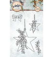 Studio Light Winter Feelings Clear Stamps (STAMPRB234)