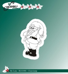By Lene Clear Stamp Christmas Elves 5 (BLS1006)