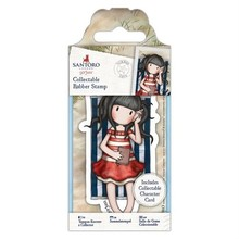 Gorjuss Summer Days Rubber Stamp (GOR 907141)