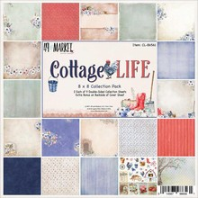 49 And Market Cottage Life 8x8 Inch Collection Pack (CL86561)