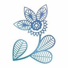 Ultimate Crafts Hot Foil Stamp Traditional Floral (ULT158083)