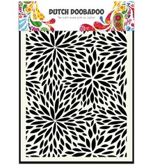 Dutch Doobadoo Dutch Mask Art A5 Floral Waves (470.715.115)