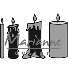 Marianne Design Craftable Candles Set (CR1426)