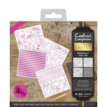 Crafter's Companion Foil Transfers - Especially For You (CC-FOILTR-EFU)