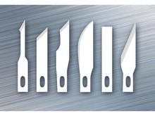 Westcott Replacement Blades Craft Cutter Set (6pcs) (AC-E73001)