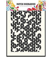 Dutch Doobadoo Dutch Mask Art A5 Triangles (470.715.120)