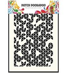 Dutch Doobadoo Dutch Mask Art A5 Triangles (470.715.120)