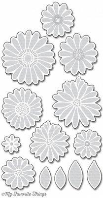 My Favorite Things Die-Namics Plentiful Petals (MFT-1155)