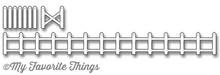 My Favorite Things Die-Namics Animal Farm Fence (MFT-1192)