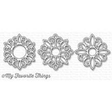 My Favorite Things Die-Namics Ornamental Medallion Trio (MFT-1215)