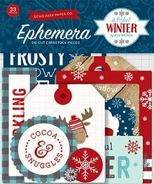 Echo Park A Perfect Winter Ephemera (APW136024)