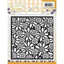 Precious Marieke Early Spring Embossing Folder (PMEMB10013)