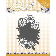 Precious Marieke Early Spring Spring Flowers Oval Label (PM10114)