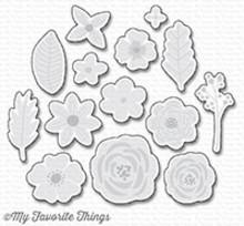 My Favorite Things Die-Namics More Rustic Wildflowers (MFT-1204)