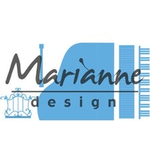 Marianne Design Creatable Piano (LR0501)