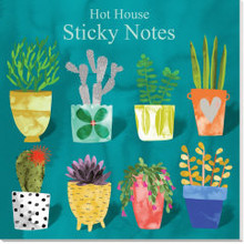 Roger La Borde Hot House Sticky Notes (SN 008)