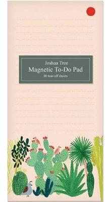Roger La Borde Joshua Tree Magnetic To-Do Pad (FM 012)