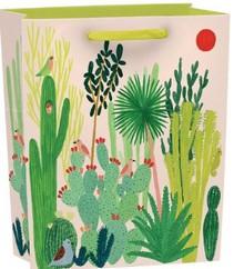 Roger La Borde Joshua Tree Gift Bag Small With Tag (BG 314S)