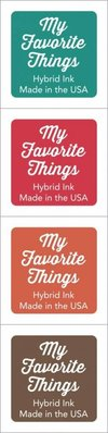 My Favorite Things Hybrid Ink Cubes - Set 2 (ICUBE-22)