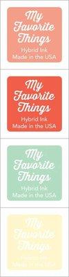 My Favorite Things Hybrid Ink Cubes - Set 16 (ICUBE-36)