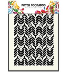 Dutch Doobadoo Dutch Mask Art A5 Floral Leaves (470.715.123)
