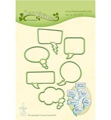 Leane Creatief Lea'bilities Sentiment Balloons (45.4575)