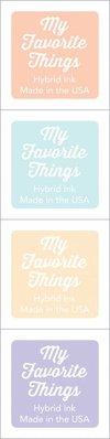 My Favorite Things Hybrid Ink Cubes - Set 17 (ICUBE-37)