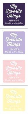 My Favorite Things Hybrid Ink Cubes - Set 14 (ICUBE-34)
