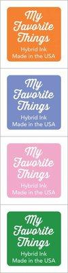 My Favorite Things Hybrid Ink Cubes - Set 20 (ICUBE-40)