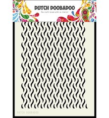 Dutch Doobadoo Dutch Mask Art A5 Floral Waves (470.715.125)