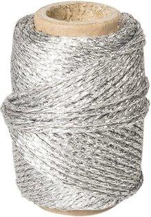 KnorrPrandell Decoratie Koord Metallic Zilver (216266170)