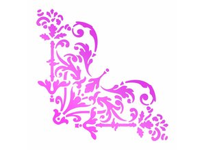 Couture Creations Hot Foil Stamp Intricate Corner (CO725743)