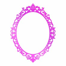 Couture Creations Hot Foil Stamp Cameo Border (CO725751)