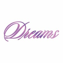 Couture Creations Hot Foil Stamp Dreams (CO725825)