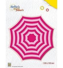 Nellie Snellen Multi Frame Octagon Spiderweb (MFD114)
