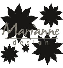 Marianne Design Craftable Succulent Pointed (CR1431)