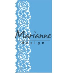 Marianne Design Creatable Lace Border (LR0508)
