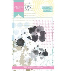 Marianne Design Tiny's Stains Cling Stamp (MM1617)