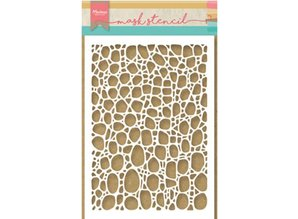 Marianne Design Masking Stencil Tiny's Cobble Stone (PS8001)