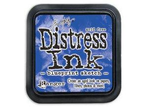 Ranger Distress Ink Pad Blueprint Sketch (TIM43195)