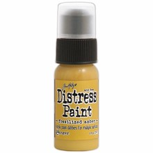Ranger Distress Paint Fossilized Amber (TDD43584)
