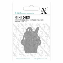 Xcut Mini Die Make A Wish (XCU 503659)