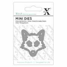 Xcut Mini Die Fox Head (XCU 503666)